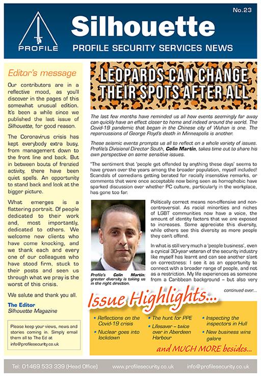 Thumbnail of 23 newsletter